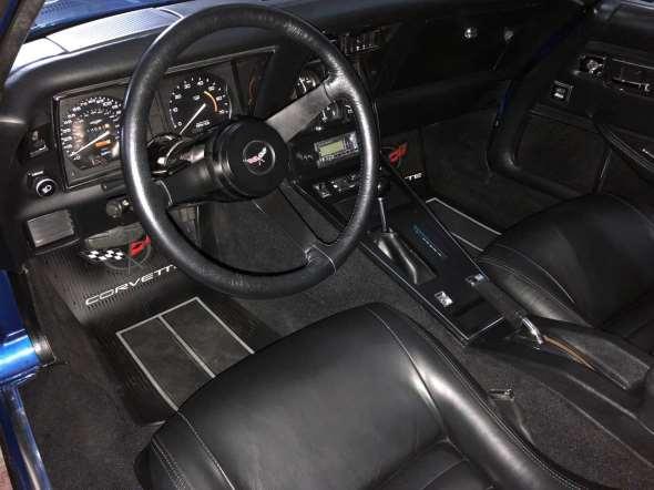 Chevrolet Corvette C3 Stingray1981