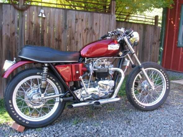 Triumph Bonneville T140 1971