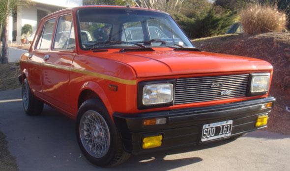 Auto Fiat 128 Iava 1979