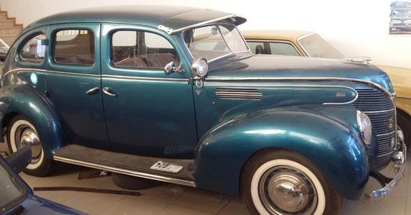 Ford V8 1938