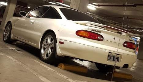 Car Mazda MX6