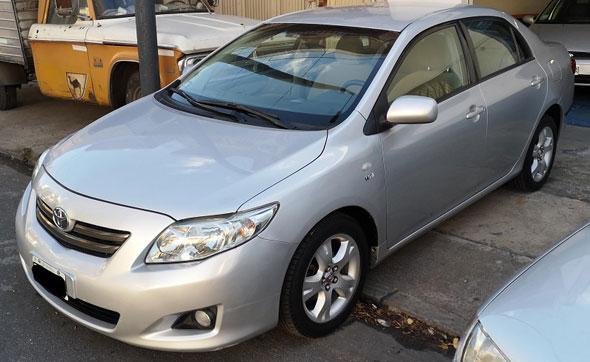 Auto Toyota Corolla XEI 1.8