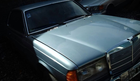 Auto Mercedes Benz 280 CE 1981