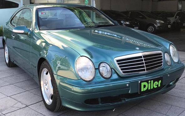 Auto Mercedes Benz CLK 3.2