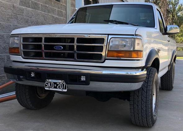 Auto Ford F150