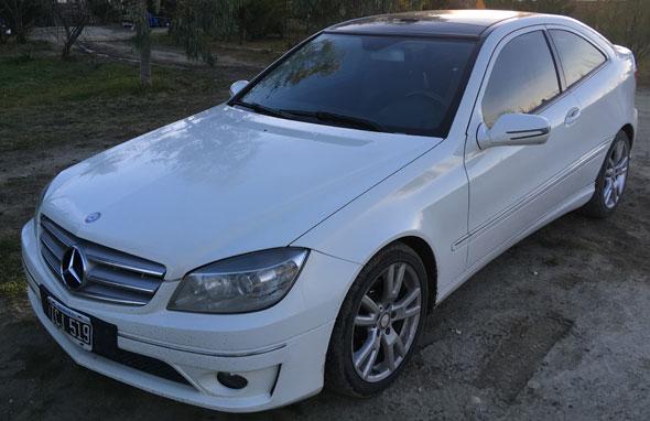 Mercedes Benz CLC230