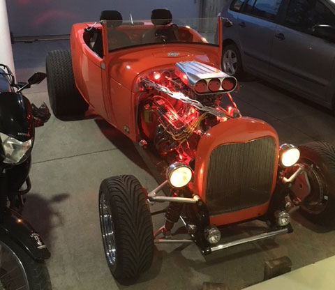 Auto Ford Hot Rod 1934