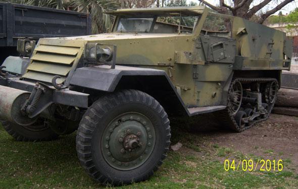 Semiorugas M5