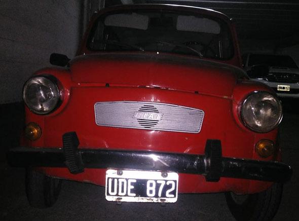 Fiat 600 1979