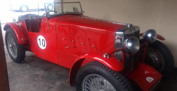 Auto MG SA