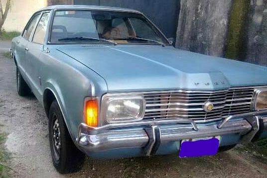 Auto Ford Taunus 1980