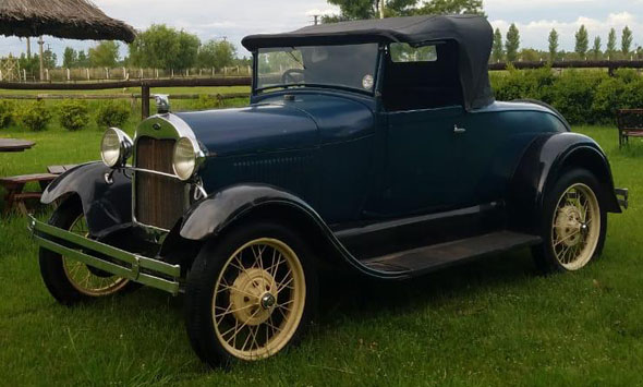 Auto Ford A