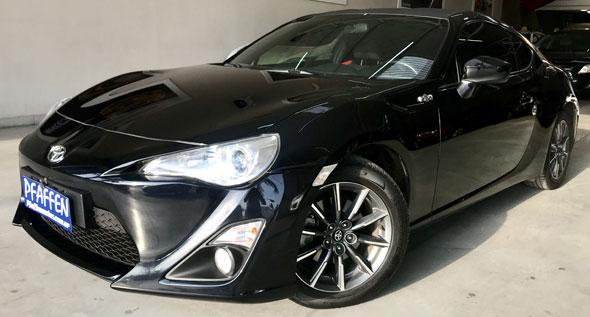 Auto Toyota 86