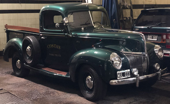 Auto Ford Pick Up 1940