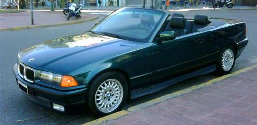 Auto BMW 325i Coupé Cabriolet