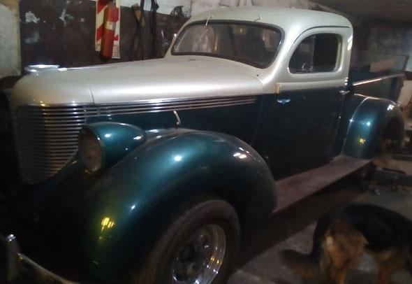 Desoto 1938 Pick Up
