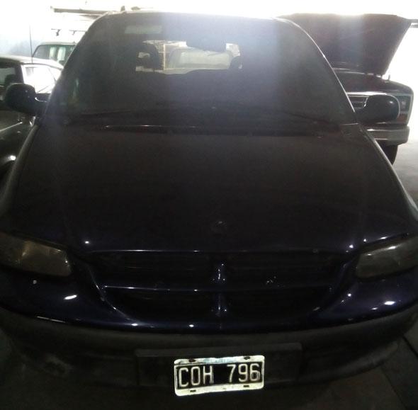 Auto Chrysler Caravan