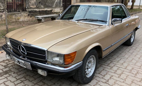 Mercedes Benz 280 SLC Coupé 1981