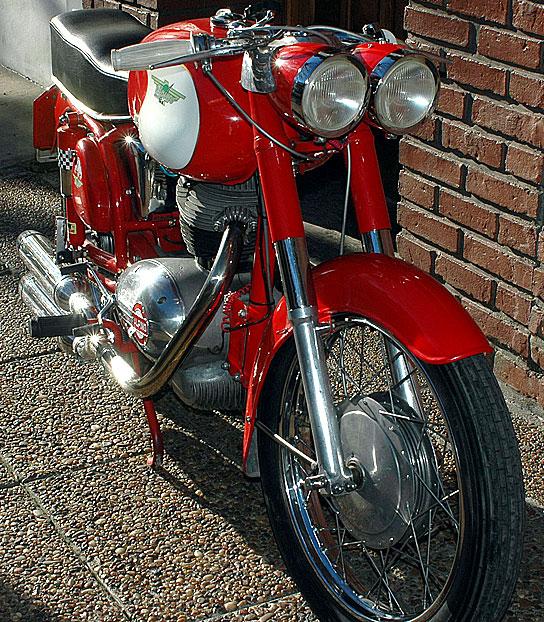 Moto Alpino Mortera 250