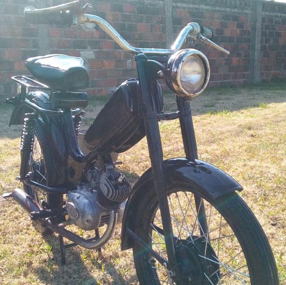 Zanella Bambina 48 Motorcycle