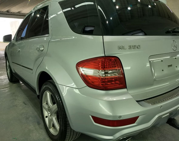 Auto Mercedes Benz Ml 350 Sport