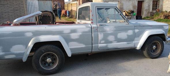 Auto Jeep 1964