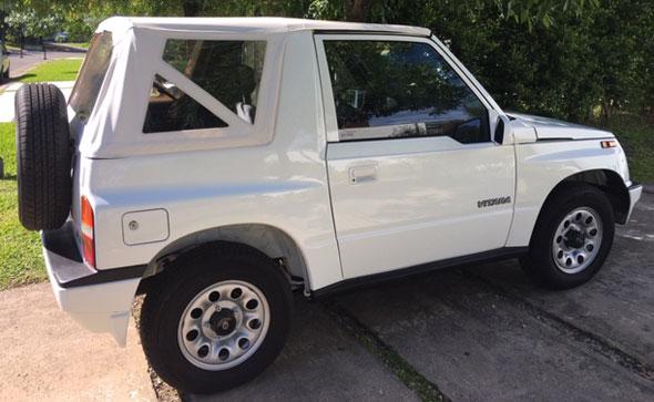 Auto Suzuki Vitara JLX