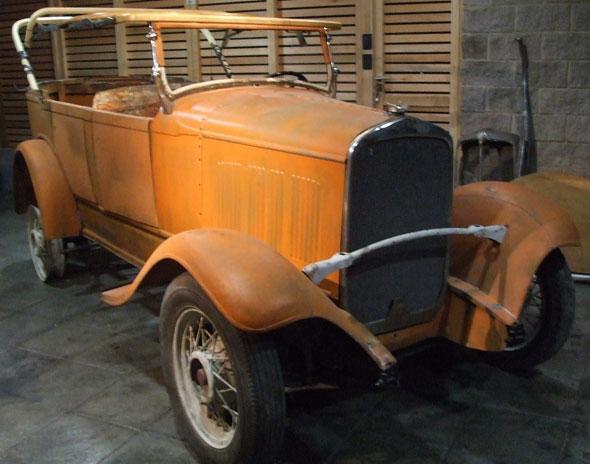 Auto Chrysler - Desoto 1930