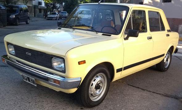 Auto Fiat CL5 1981