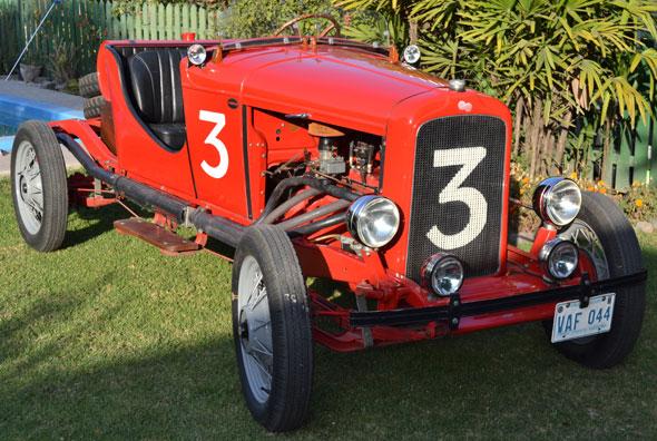 Auto Pontiac Baquet 1928