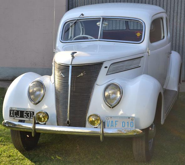 Ford Coupé 1937