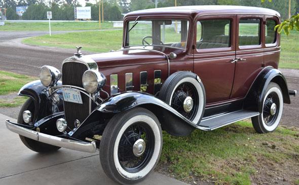 Chevrolet Sedán 1932