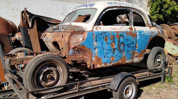 Auto Mercury 1939 Coupé