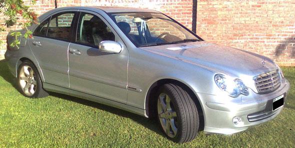 Auto Mercedes Benz C200 Sport Edition