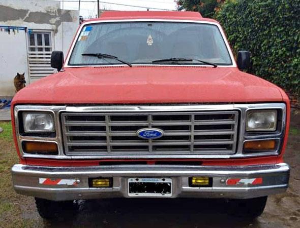 Auto Ford 1987