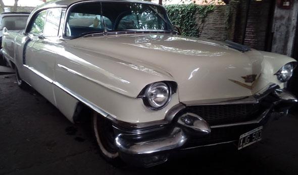 Auto Cadillac 1956