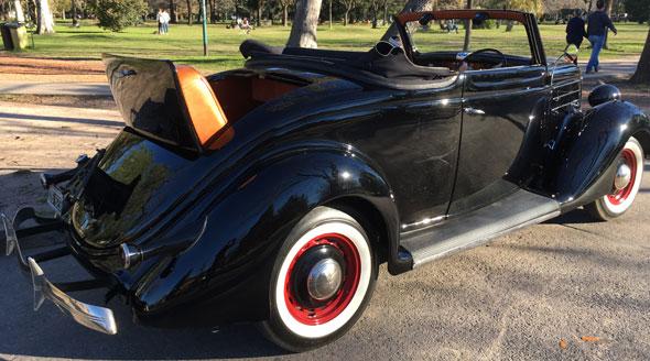 Auto Ford 1936