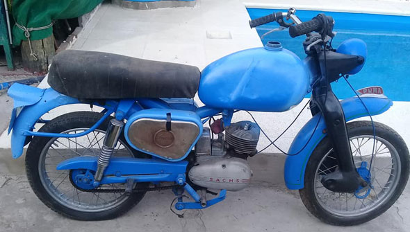 Moto Puma 4 Serie