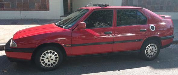 Auto Alfa Romeo 33 Imola