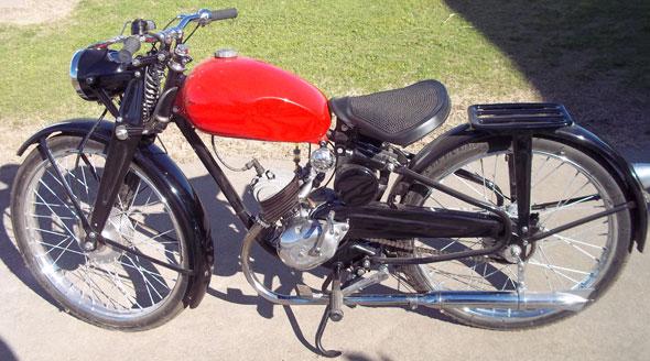Moto Puma Zanella 1959 1964