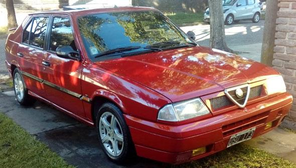 Auto Alfa Romeo 33 1992