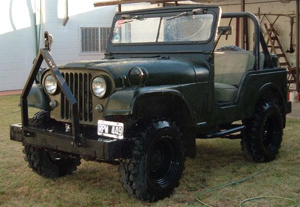 Jeep IKA 1978