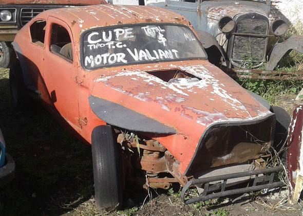 Auto Chevrolet Coupé Tipo TC