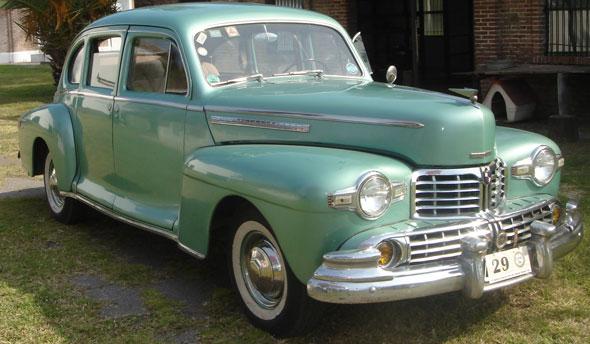 Auto Lincoln 1946