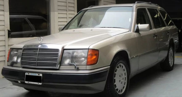 Mercedes Benz TE 300