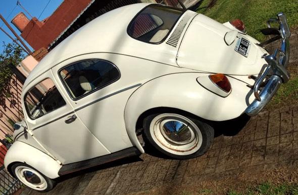 Auto Volkswagen 1961
