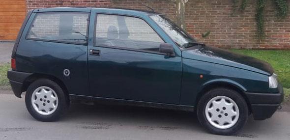Auto Lancia Y10