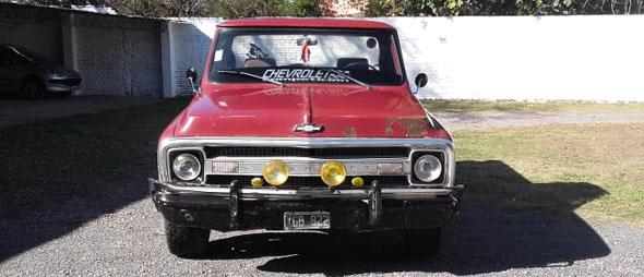 Auto Chevrolet 1969