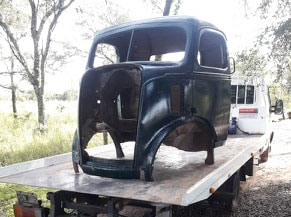 Ford Coe 1939