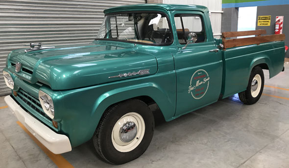 Ford 1960